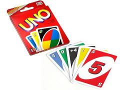 Uno kortspel julklapp