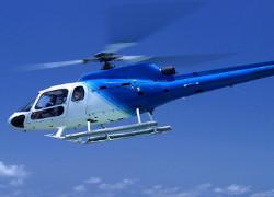 helikoptertur för 2 julklappar