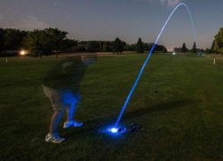 lysande golfboll julklapp 2015