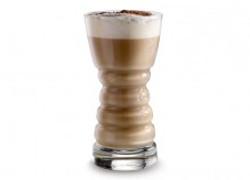 lyxiga kaffeglas