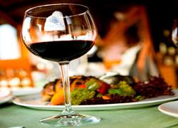 vin med middag julklappstips mamma