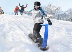 snowskoter julklapp barn