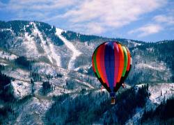 julklappstips upplevelse luftballong
