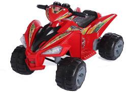fyrhjuling eldriven julklapp till barn 1