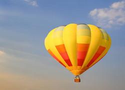 luftballong för er två