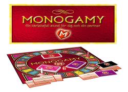 monogamy romantisk spel julklappar