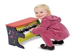 piano småbarn