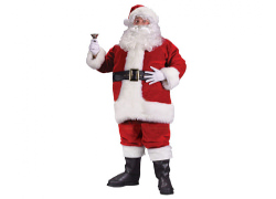 kostym tomte julklappastips