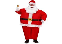 tomtedräkt uppblås julklappstips