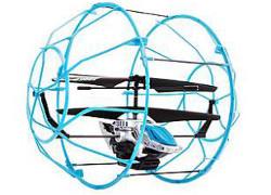 helikopter med bur