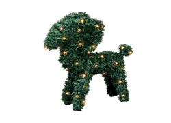 julbock-med-ljusslinga