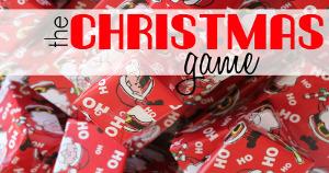 julklappsspel