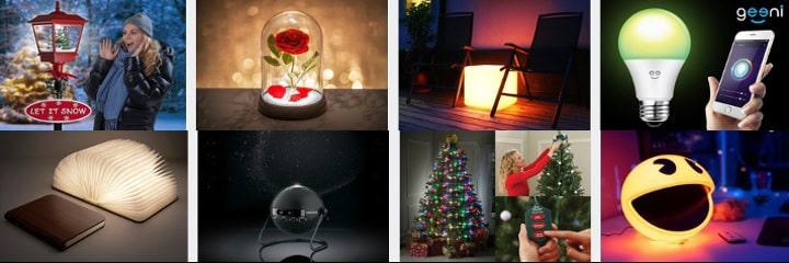 Julklappstips på lysande julklappar