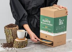 Adventskalender 2020 - Med kaffe