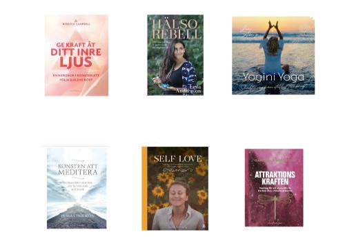 Böcker - Julklappstips 2021 för att varva ner