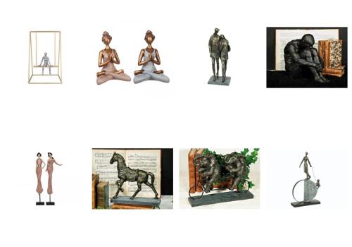 Julklappar 2021 - Figurer och statyetter
