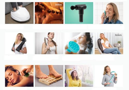 Massage julklappar - Julklappstips 2021